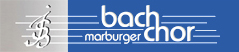 Logo Marburger Bachchor